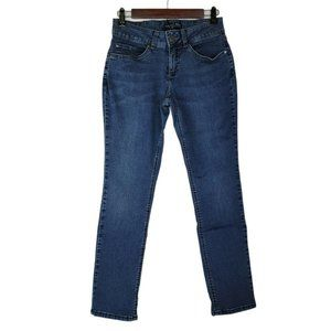 Riders by Lee Jeans Mid Rise Slim Straigt Leg